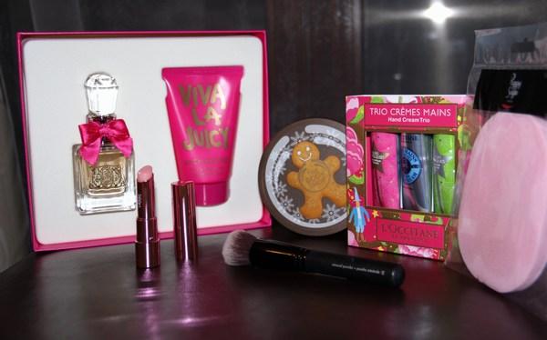 Christmas beauty gift 2012
