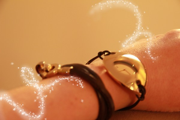 Bracelet et montre