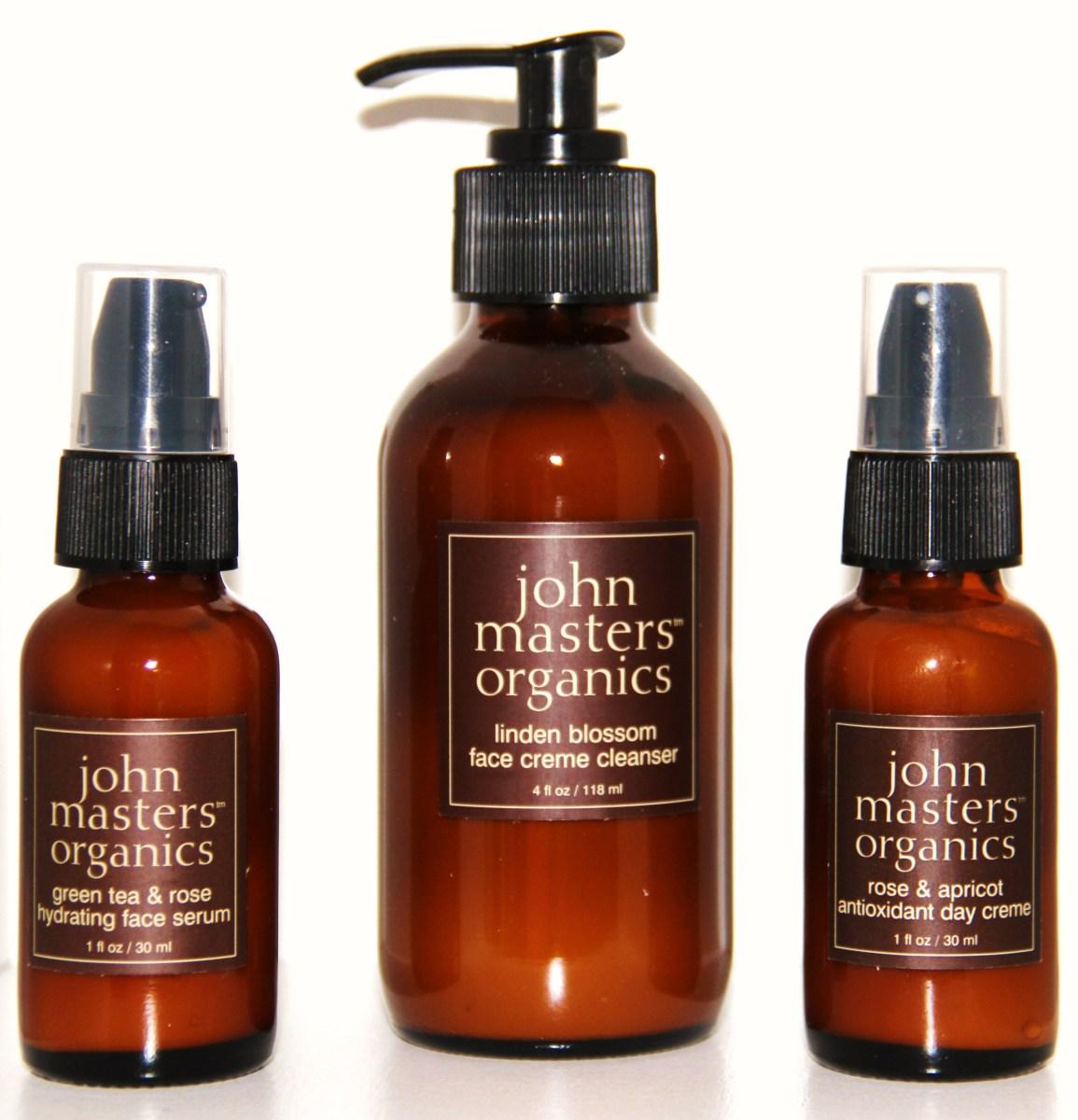 Ma commande John Masters Organics frôle le sans faute !