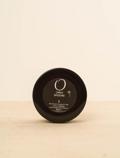 La ressource soins corps baume olive romarin carlo specchio (1 sur 1)