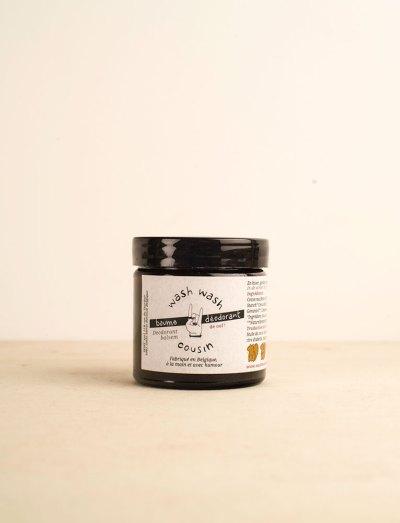La ressource soins corps deodorant wash wash cousin local naturel bio belgique Zero déchet