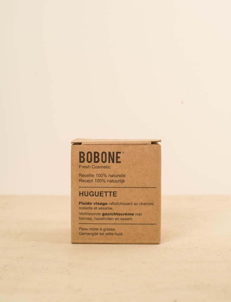 La ressource soins visage fluide chanvre noisette sesame huguette bobone