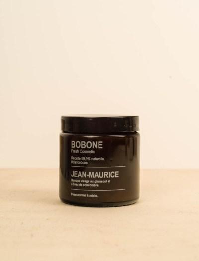 La ressource soins visage masque concombre ghassoul bobone jean maurice