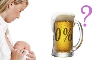 Birra e allattamento