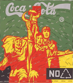 """Coca Cola"" 2006, Prints and Multiples, Lithografie."