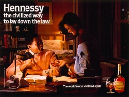 Hennessy, The Civilized Way to Lay Down the Law, 1986