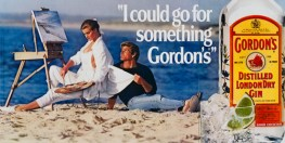 I Could Go For Something Gordon's, 1986