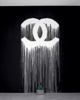 Liquidated Logo - Chanel - Zurich, 2007