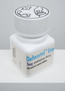 Deltacortril Enteric 5mg 30 enteric coated tablets