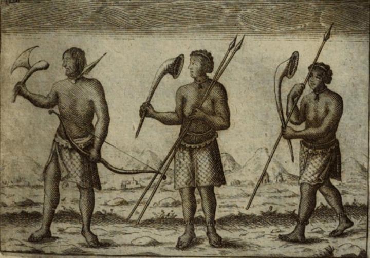 Guerrier_Kongo