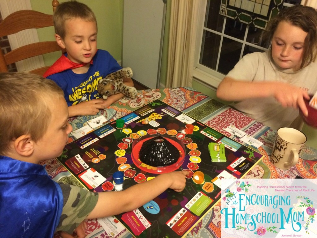 Magic School Bus Science Explosion Game Great For Family