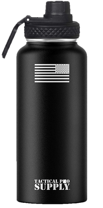 Product image of the Tactical Pro Supply water bottle.