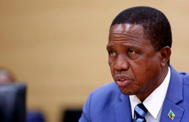 Zambia's president tells foreign mining companies to leave