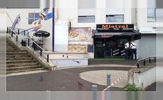 Customer shot dead a waiter over slow service in Paris
