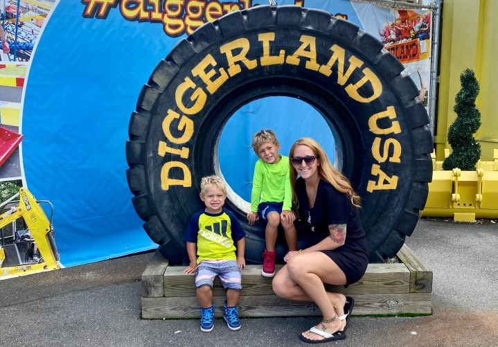 Diggerland – From tractors to water slides