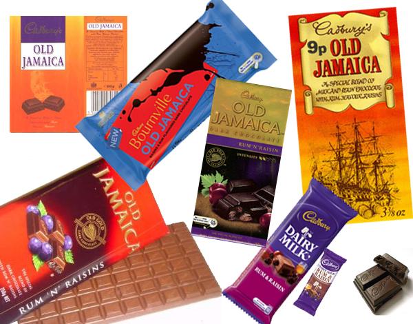 cadbury rnr packaging