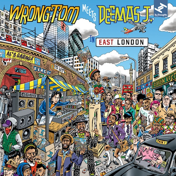 Wrongtom Meets Demas J. In East London
