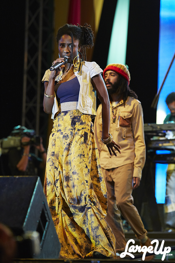 Jah9 Rebel Salute