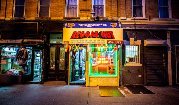 TIger's Reggae Hut