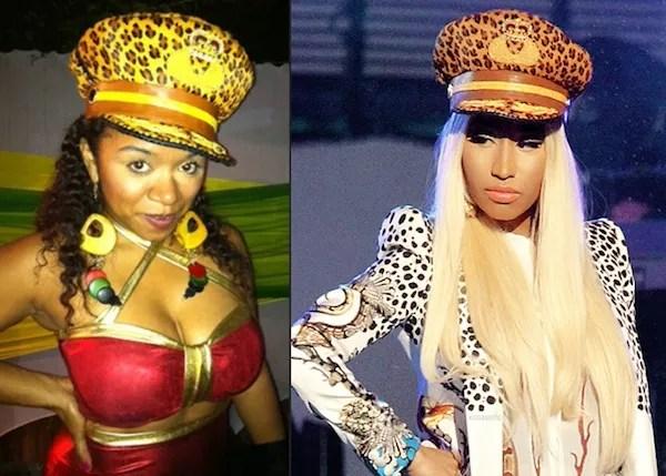 Butch Diva Nicki Minaj
