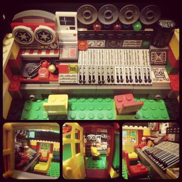 Black Ark in Lego