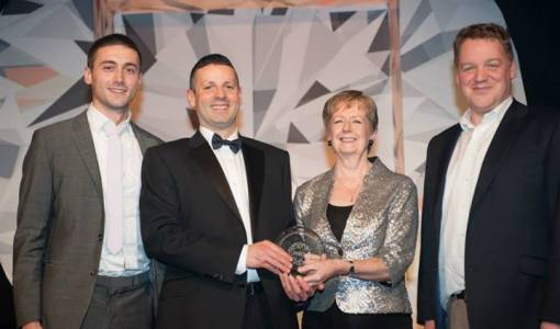 Southwark and ESRO winning at MRS Awards 2013