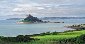 St Michael's Mount, Cornwall