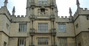 Bodlian Library, Oxford