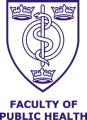 Faculty of Public Health logo