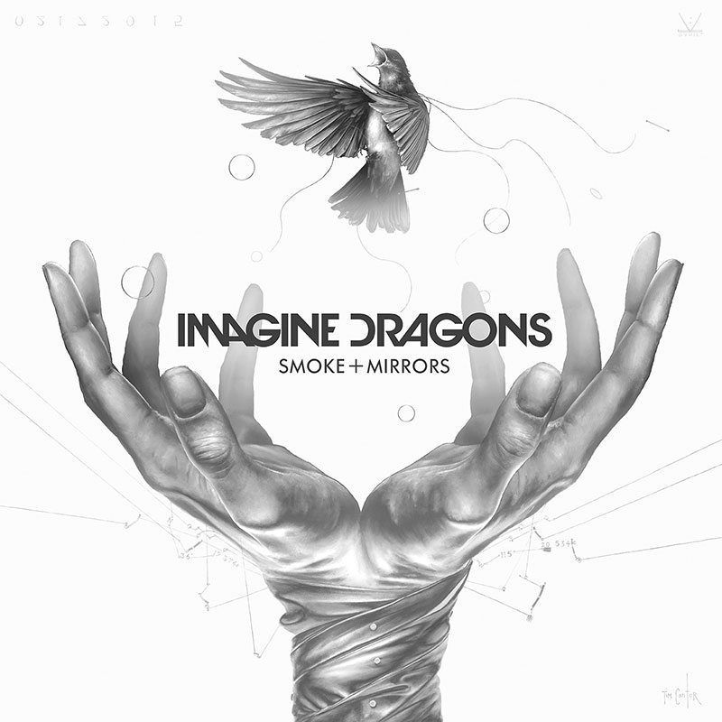 Imagine Dragons' new album was released February 17. (Courtesy of Interscope Records)