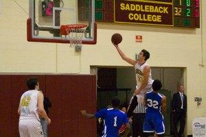 Saddleback defeated SanBernardino Valley College, 52-32 to advance to the State Tournament. (Photo by Niko LaBarbera)