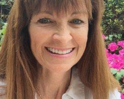 Julie Brady Jenner is a full time instructor at Saddleback College teaching television and film. (Kseniya Taranyuk/Lariat )