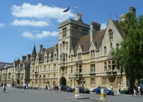 Balliol College is one of Oxford University's oldest constituent colleges (GeographBot/Wikipedia)