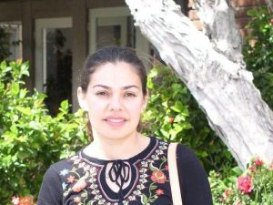 Saddleback College instructor, Nooshafarin Ravaghi has been arrested in relation to helping three inmates escape from the Orange County Jail. (Facebook)