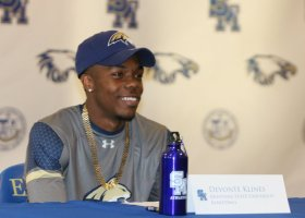 Devonte Klines signs with Montana State University to continue his career as a point guard. (Angel Grady/Lariat)