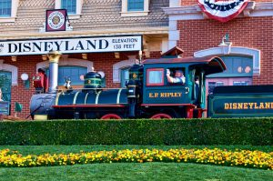 The Disneyland railroad will open this summer (Courtesy of Joe Penniston)