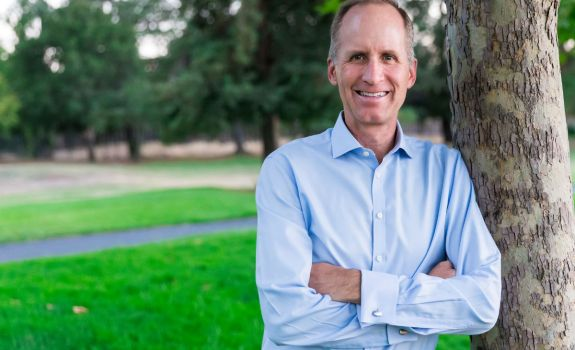 Dr. Gregory Anderson will start Oct. 16 as the new president of Saddleback College. (Saddleback College)