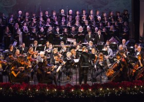 Saddleback Music department presents Feast of Lights Dec 1st through the 3rd. (Fine Arts)