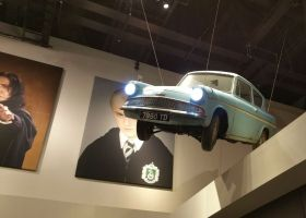 This flying car from Harry Potter was merely magic in the wizarding world. But with the advent of technology, may become a reality. (Pixabay)