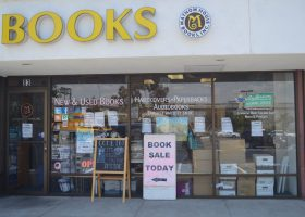 After 18 years of business, the independent bookstore will close their doors on July 20. (Andrea Clemett/Lariat)