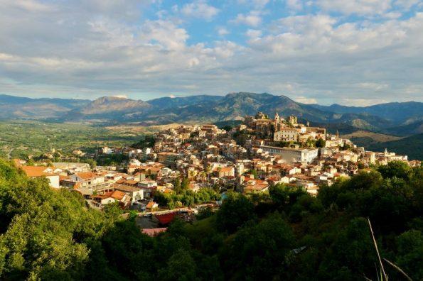 Tour della Sicilia orientale: Castiglione di Sicilia