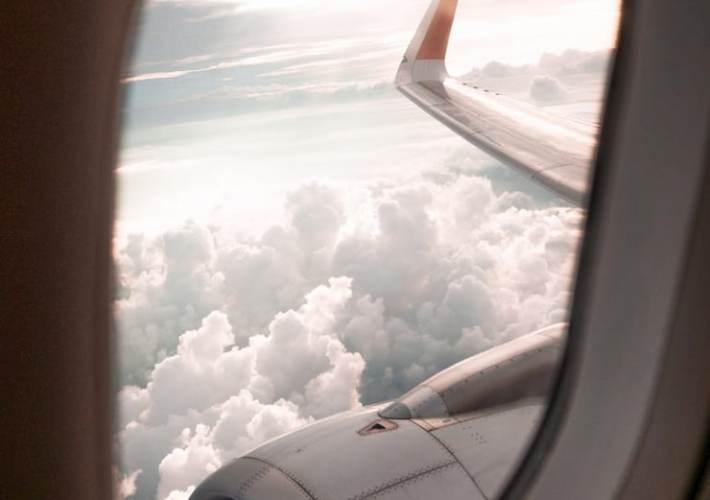 superare la paura di volare in aereo