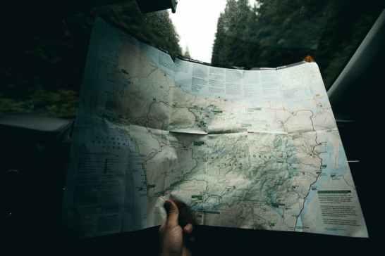 Un itinerario per viaggiare in solitaria