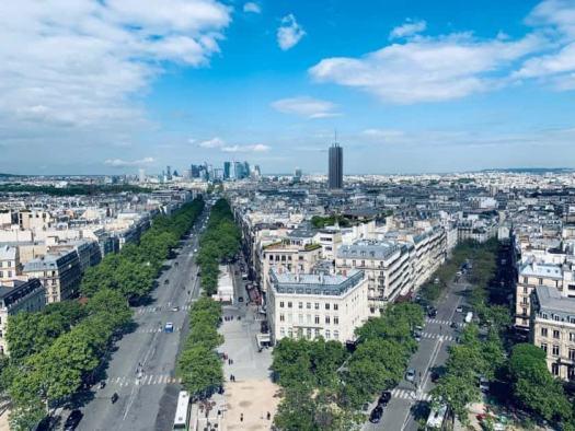 Cose da vedere a Parigi:  La rue des Champs-Elysèe