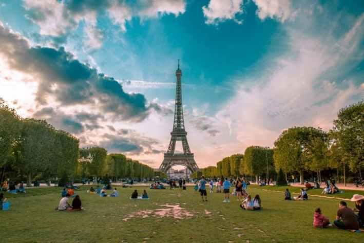 Cose da vedere a Parigi: Campo di marte