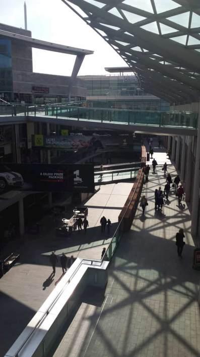liverpool one: centro commerciale all'aperto