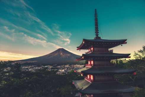 Viaggiare per ritrovare se stessi attraverso il Giappone