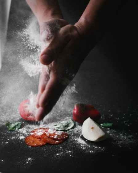 cucinare con amore vuol dire prendersi cura degli altri