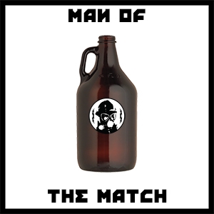 Vote Man of The Match