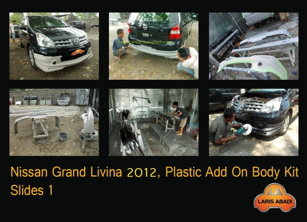 Project Livina Edy Add On 1